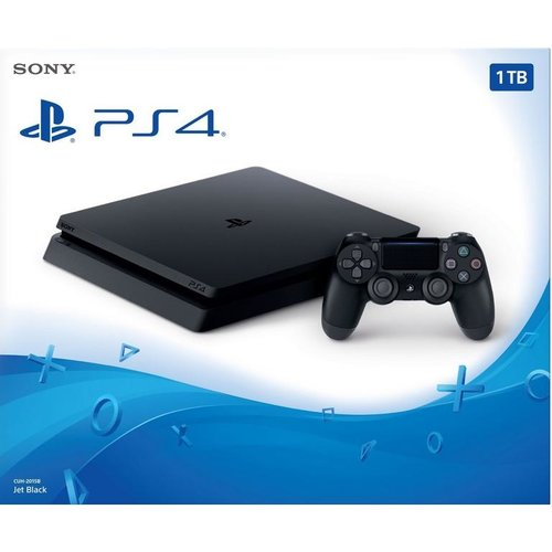 Sony PlayStation 4 500GB Console *Certified Refurbished*