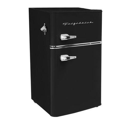 Frigidaire Frigidaire Retro 3.2 Cu ft Two Door Mini Fridge with Freezer