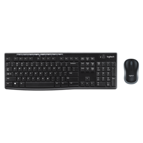 Logitech Logitech Combo MK270 with Keyboard and Mouse
