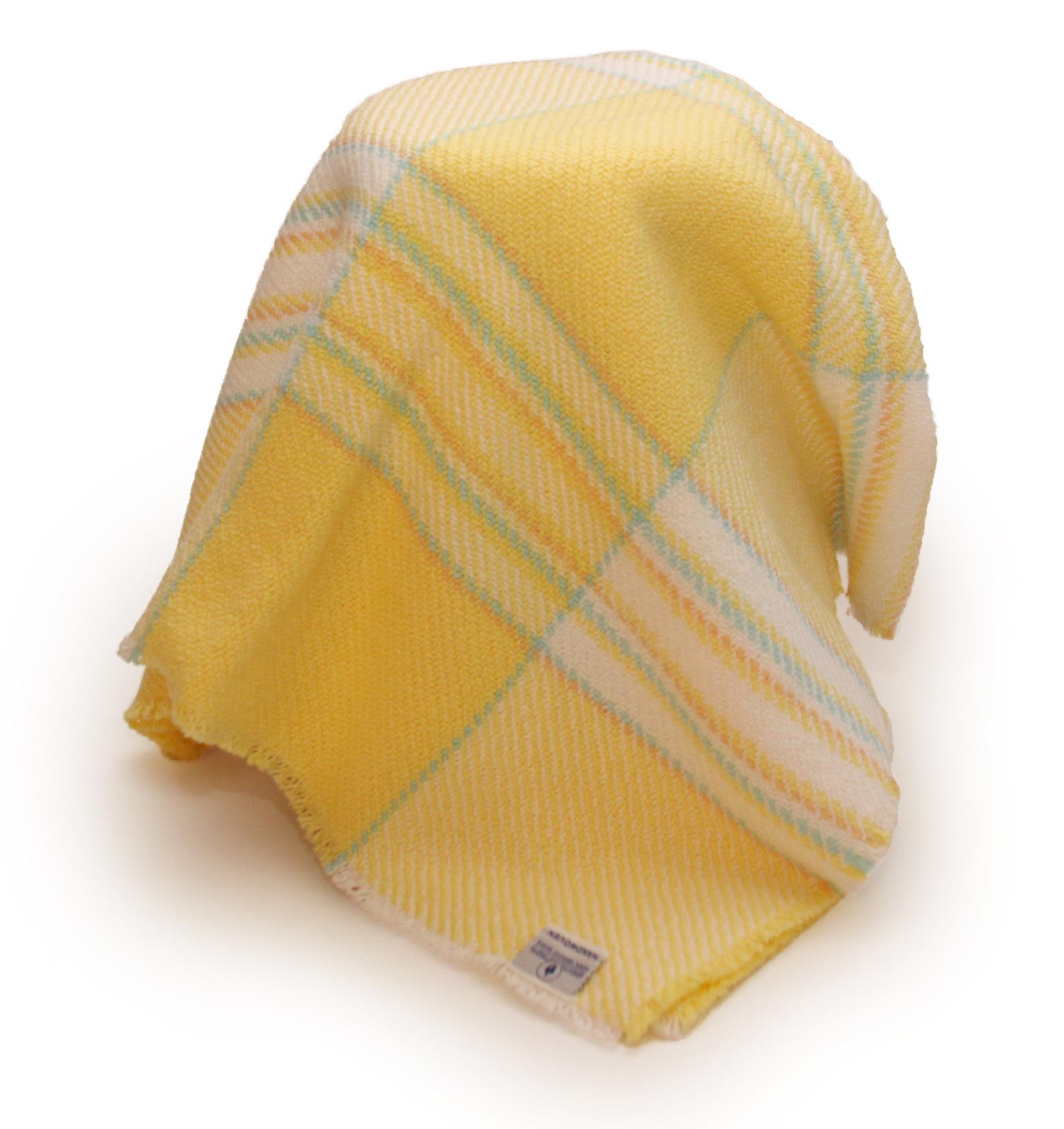 Plaid Baby Blankets-3
