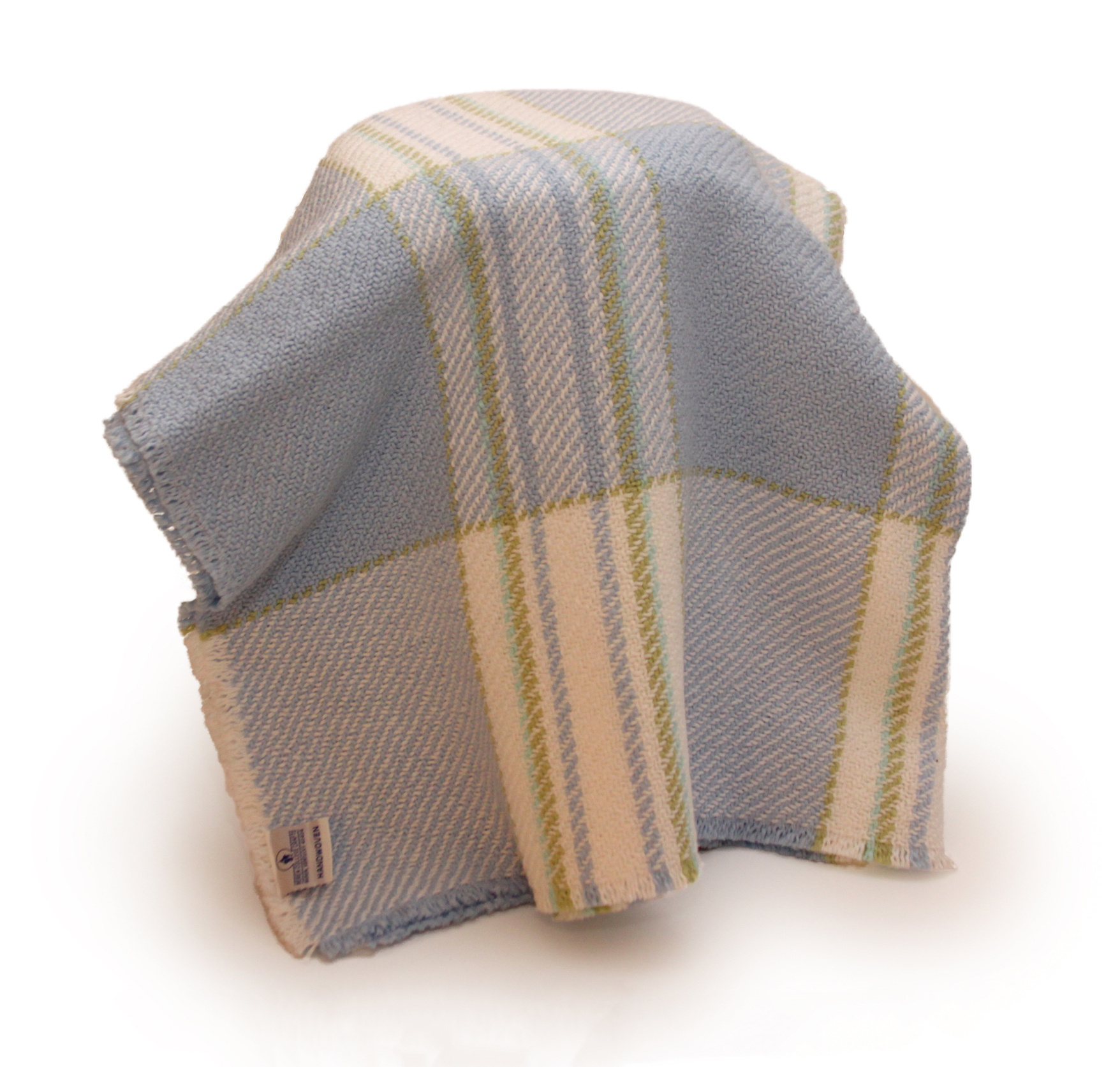 Plaid Baby Blankets-1
