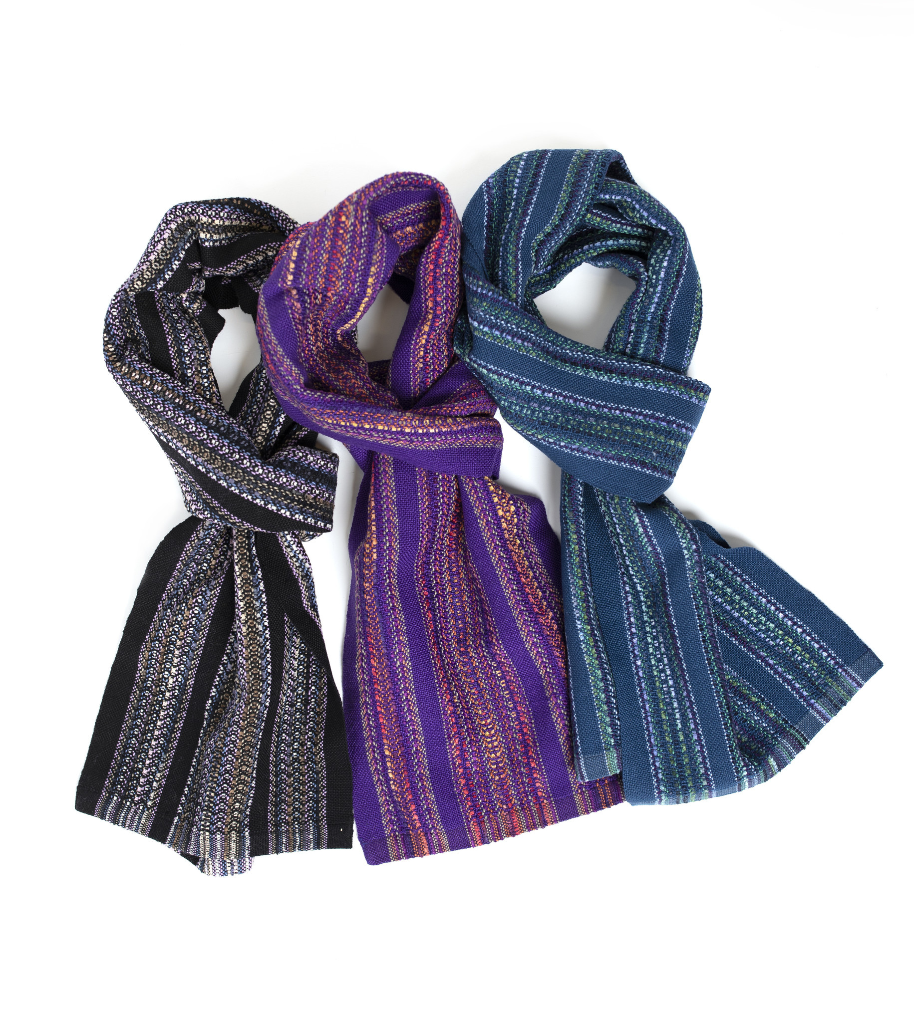 Stained Glass Scarves-2