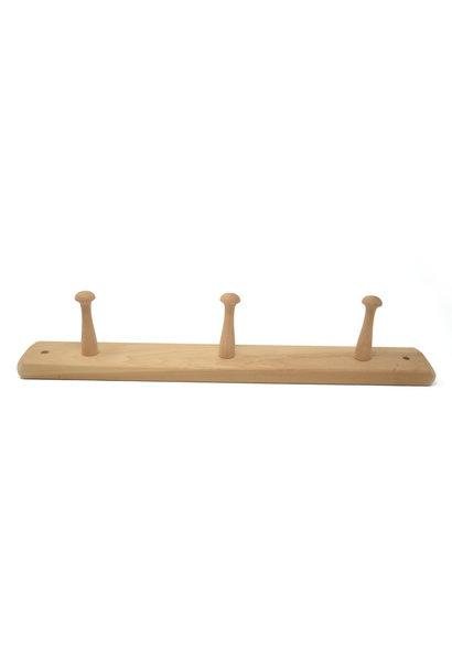 Cedar Peg Rack