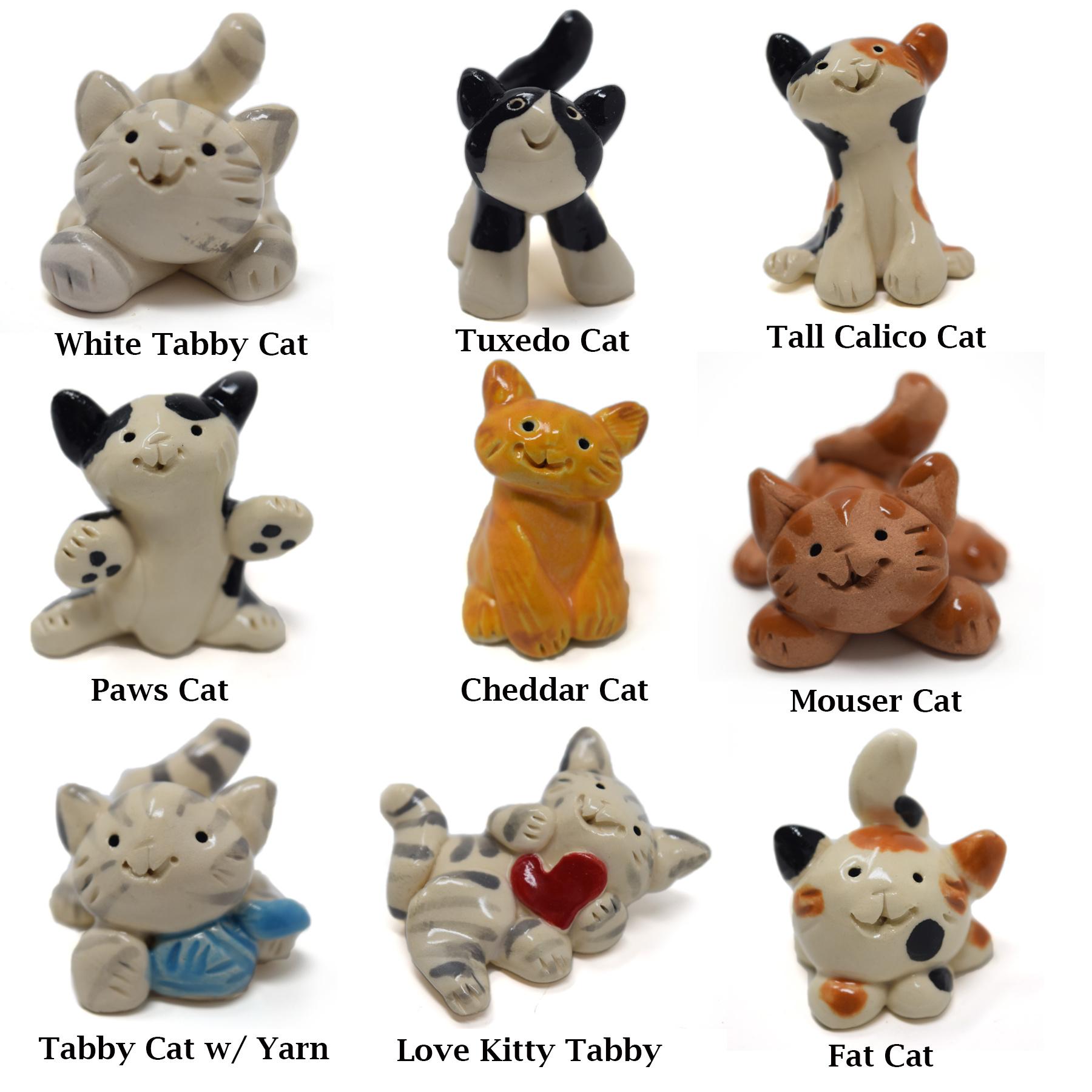 Little Guys Ceramic Animals-4