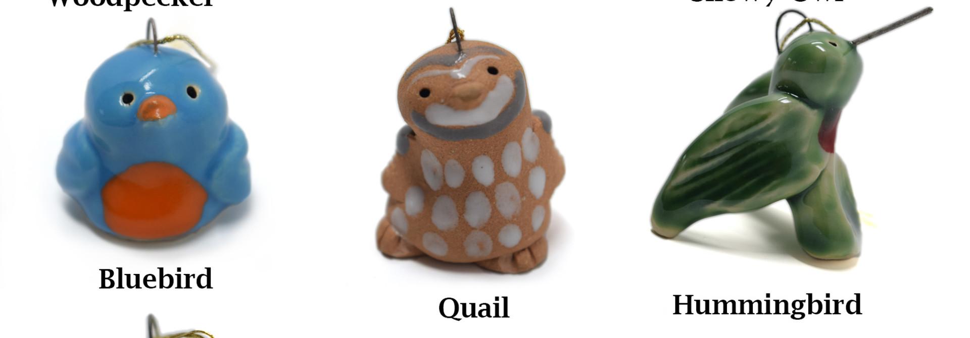 Little Guys Ornaments