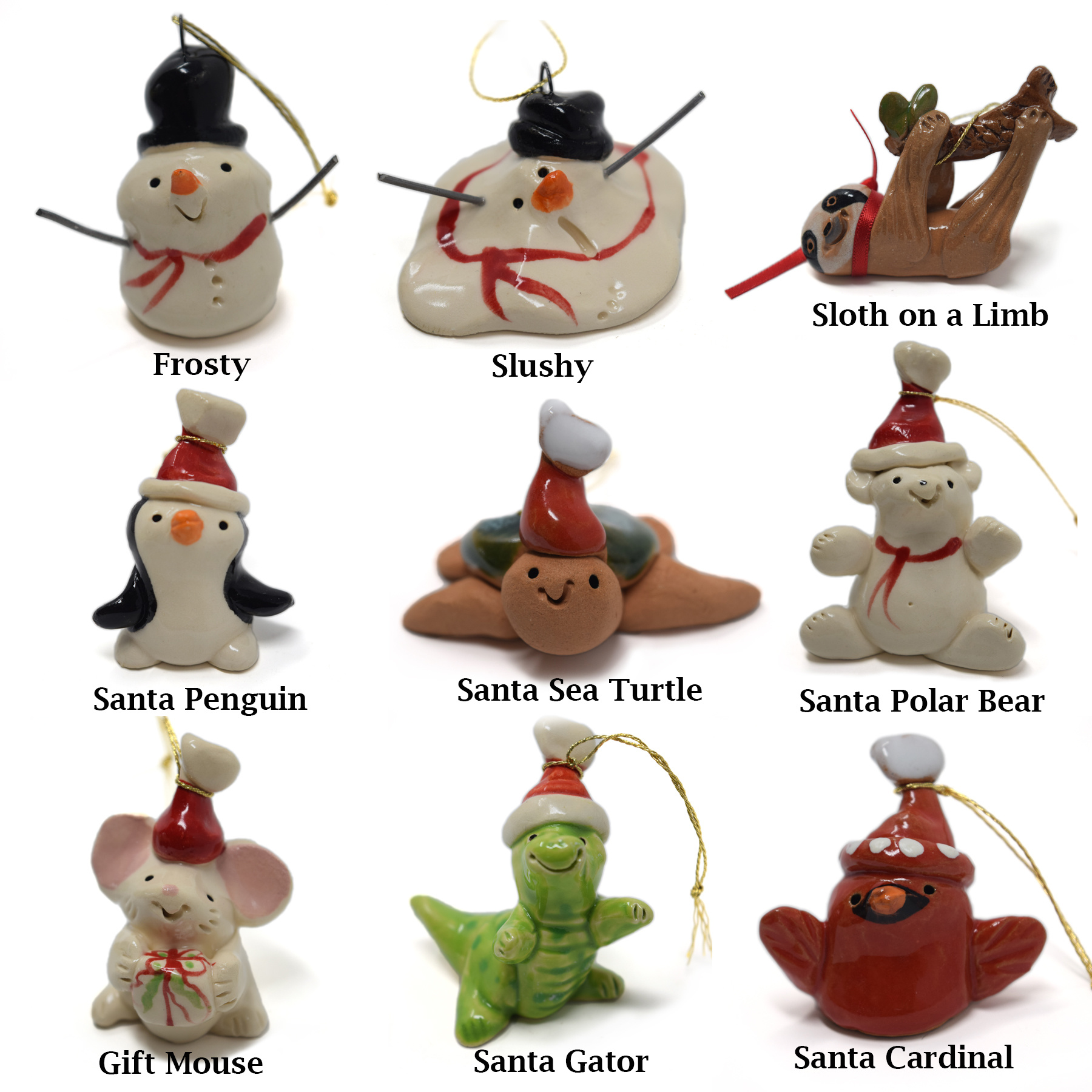 Little Guys Ornaments-5