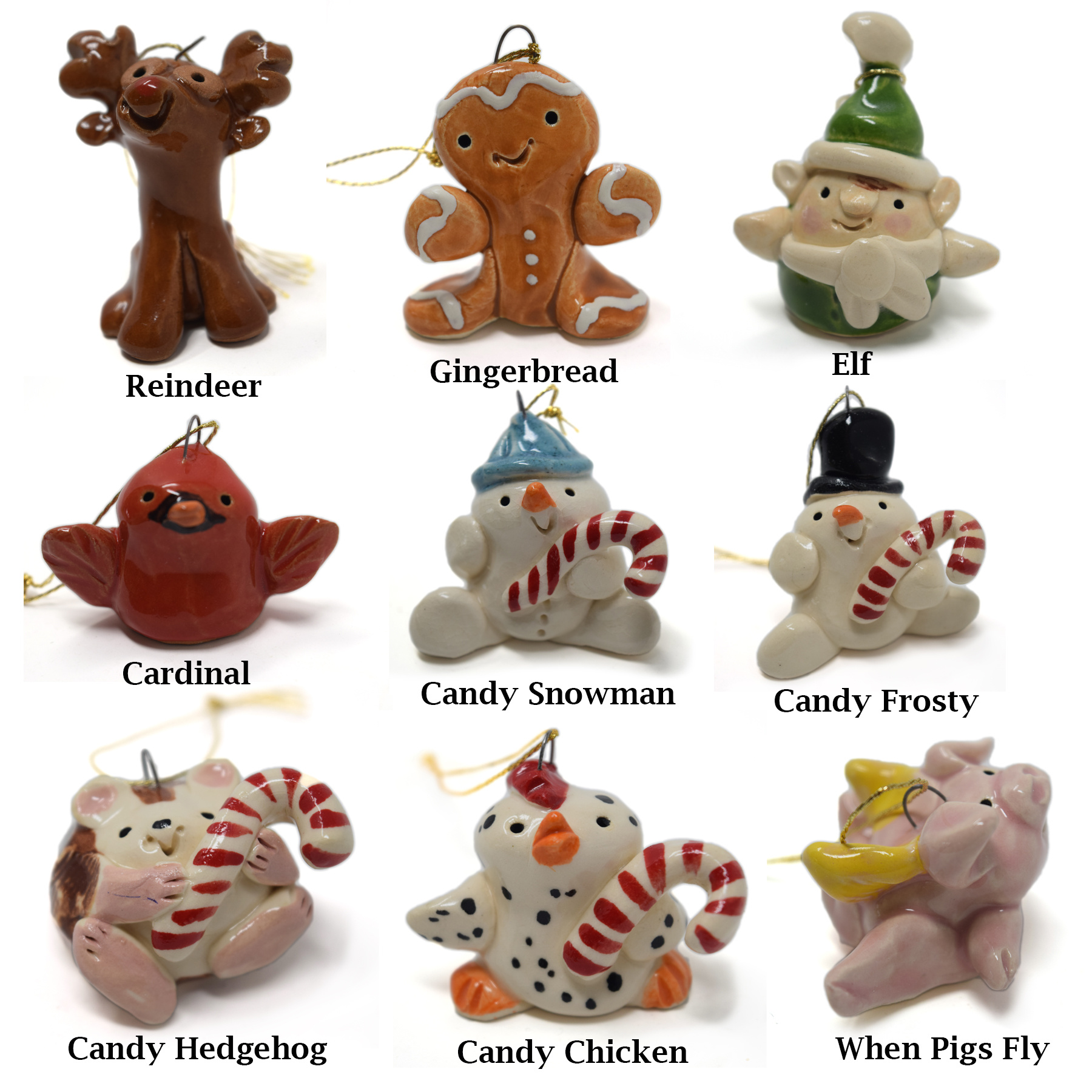 Little Guys Ornaments-6