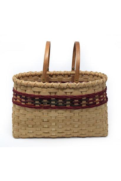 Swing Handle Tote Basket