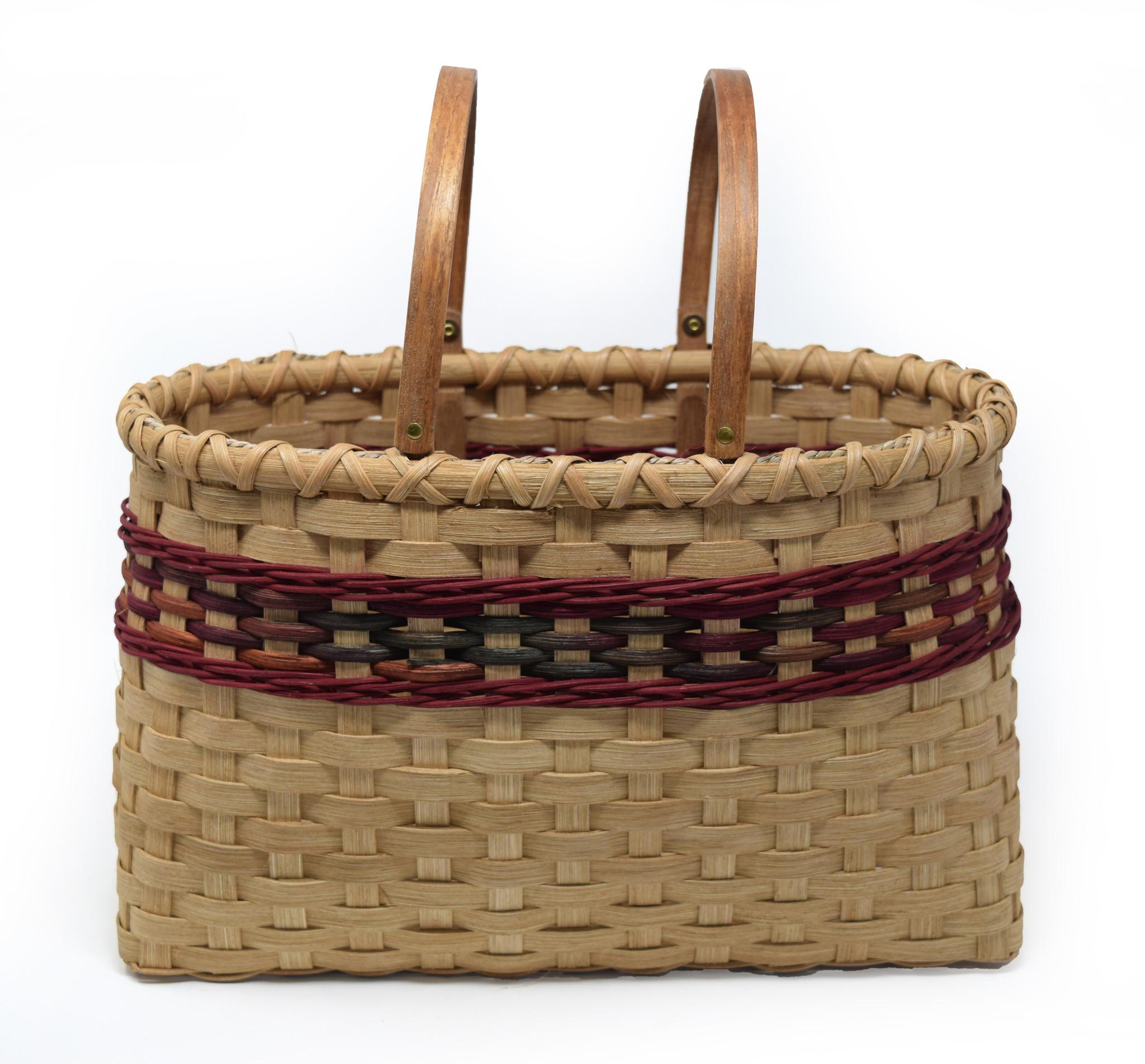 Swing Handle Tote Basket-1