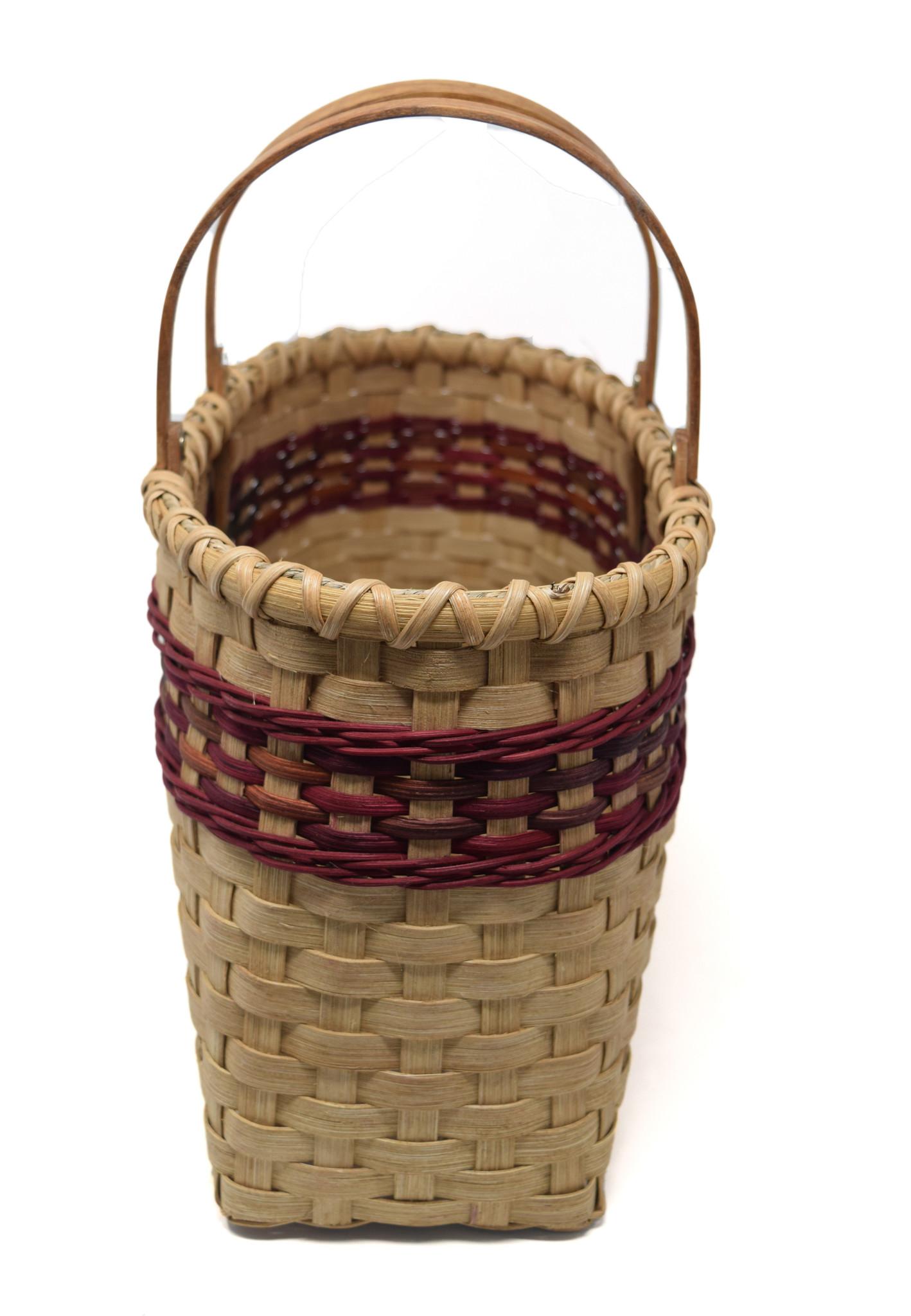 Swing Handle Tote Basket-2
