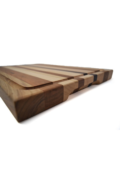 Grooved Chopping Block