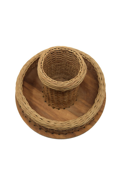 Spices and Spoons Basket