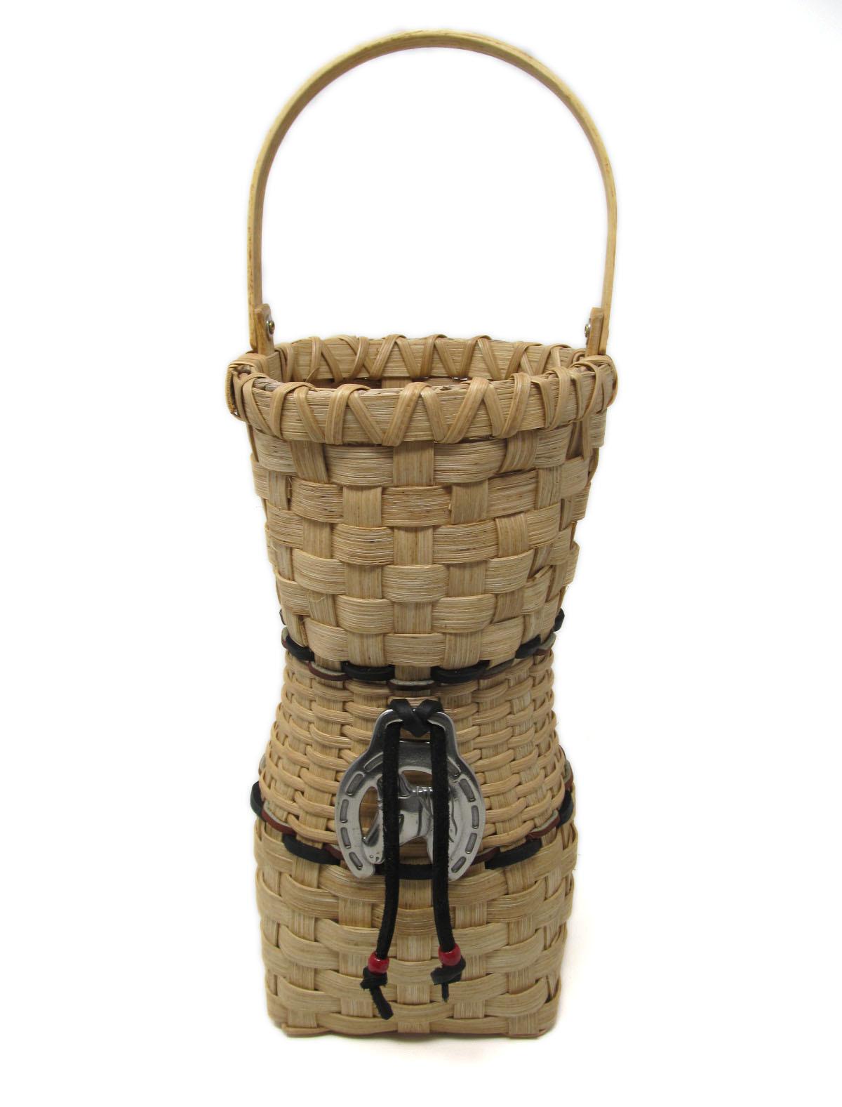 Horse Lover's Wine Basket-1