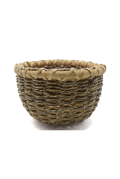 Seagrass Bowl Basket
