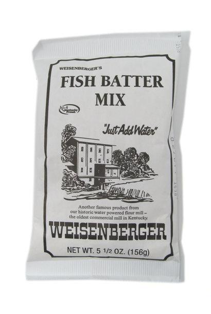 Fish Batter Mix