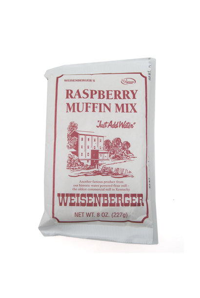 Raspberry Muffin Mix