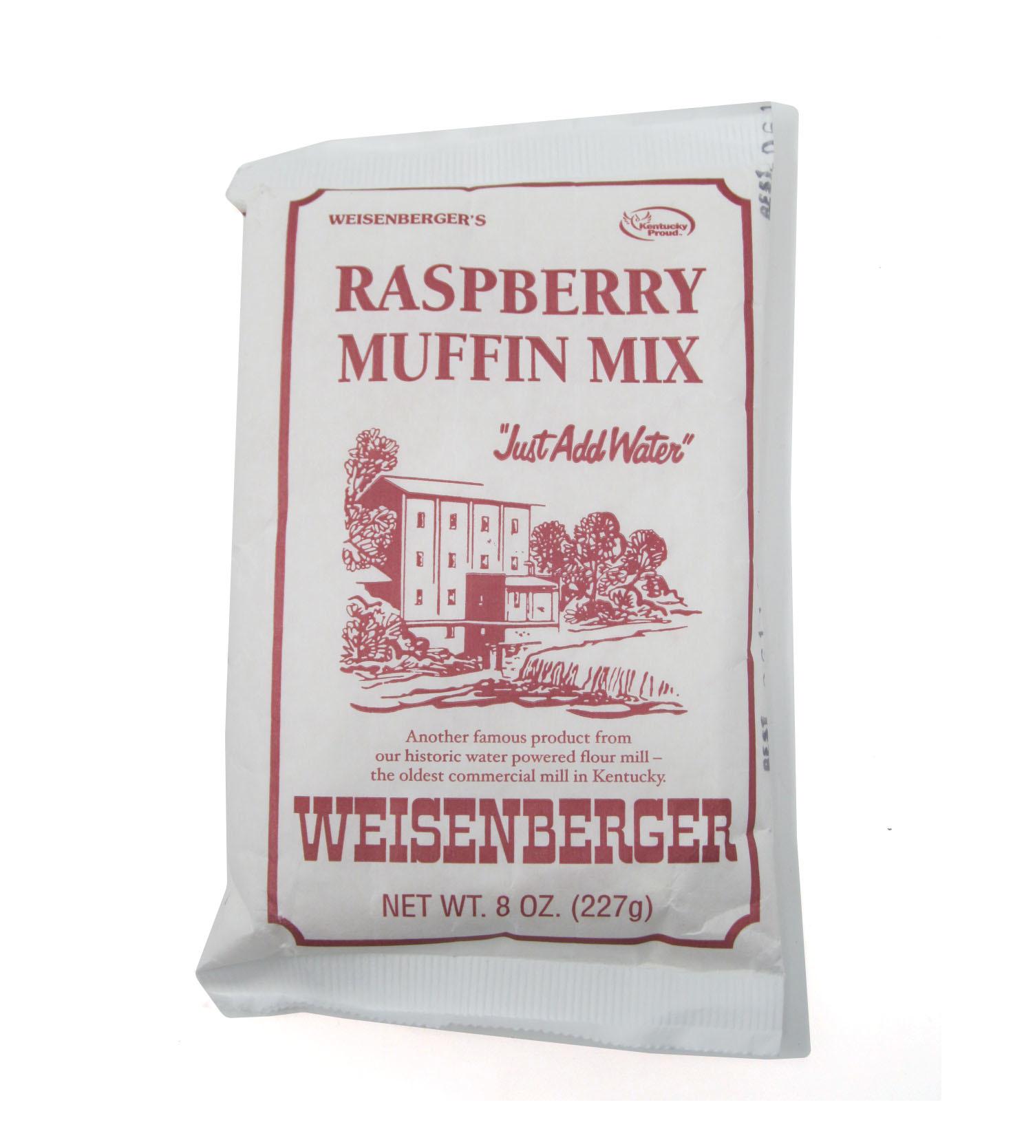 Raspberry Muffin Mix-1