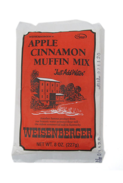 Apple Cinnamon Muffin Mix