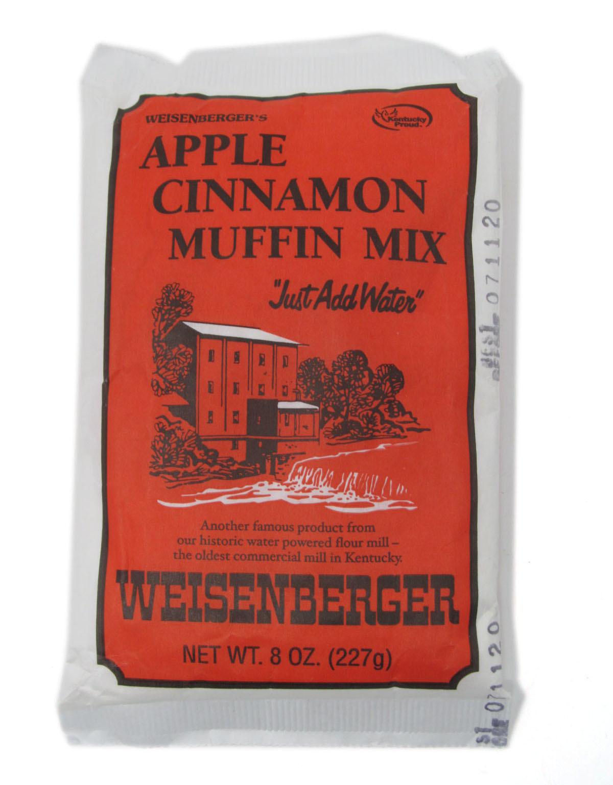 Apple Cinnamon Muffin Mix-1