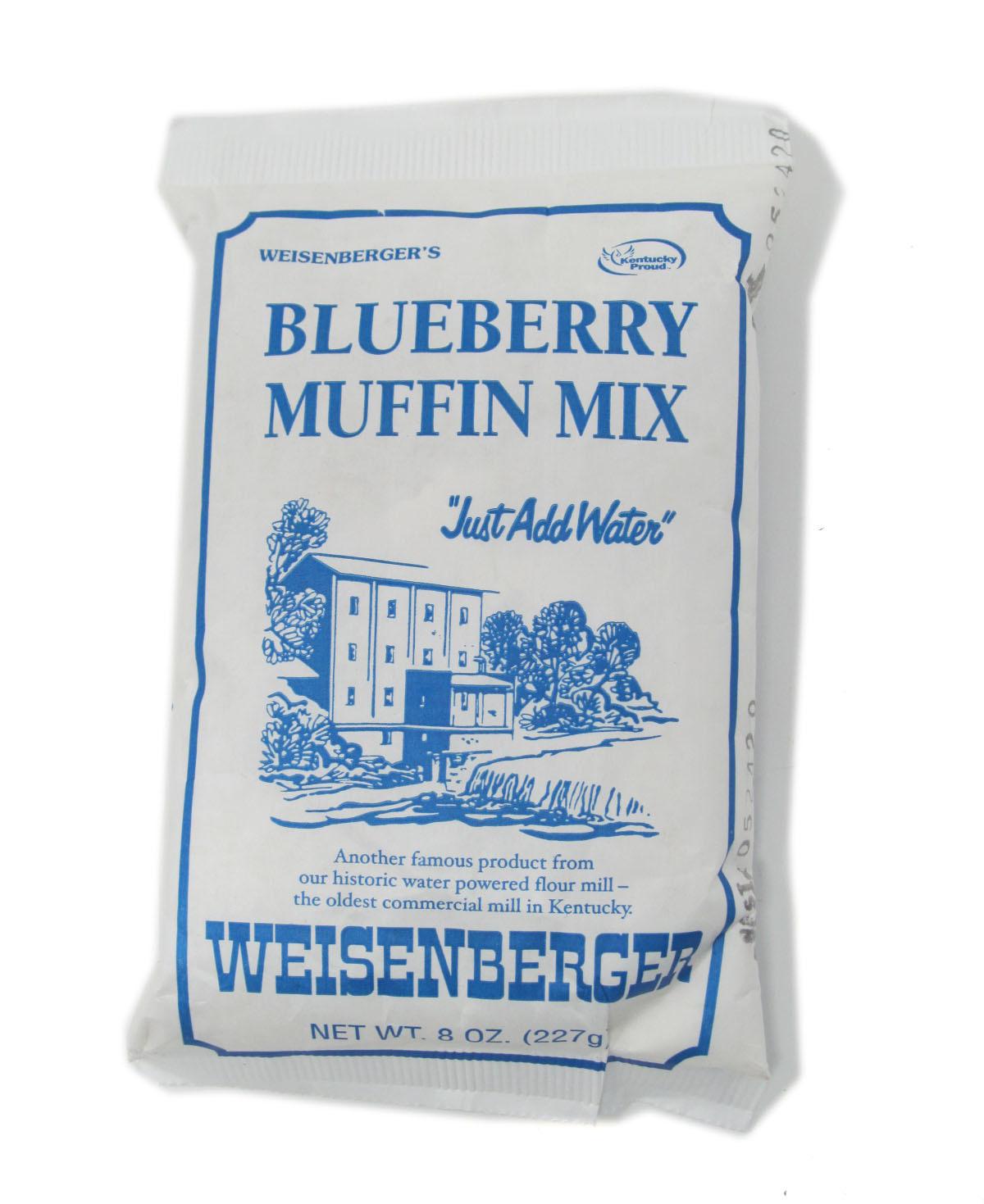 Blueberry Muffin Mix-1