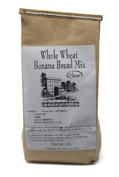 Whole Wheat Banana Bread Mix