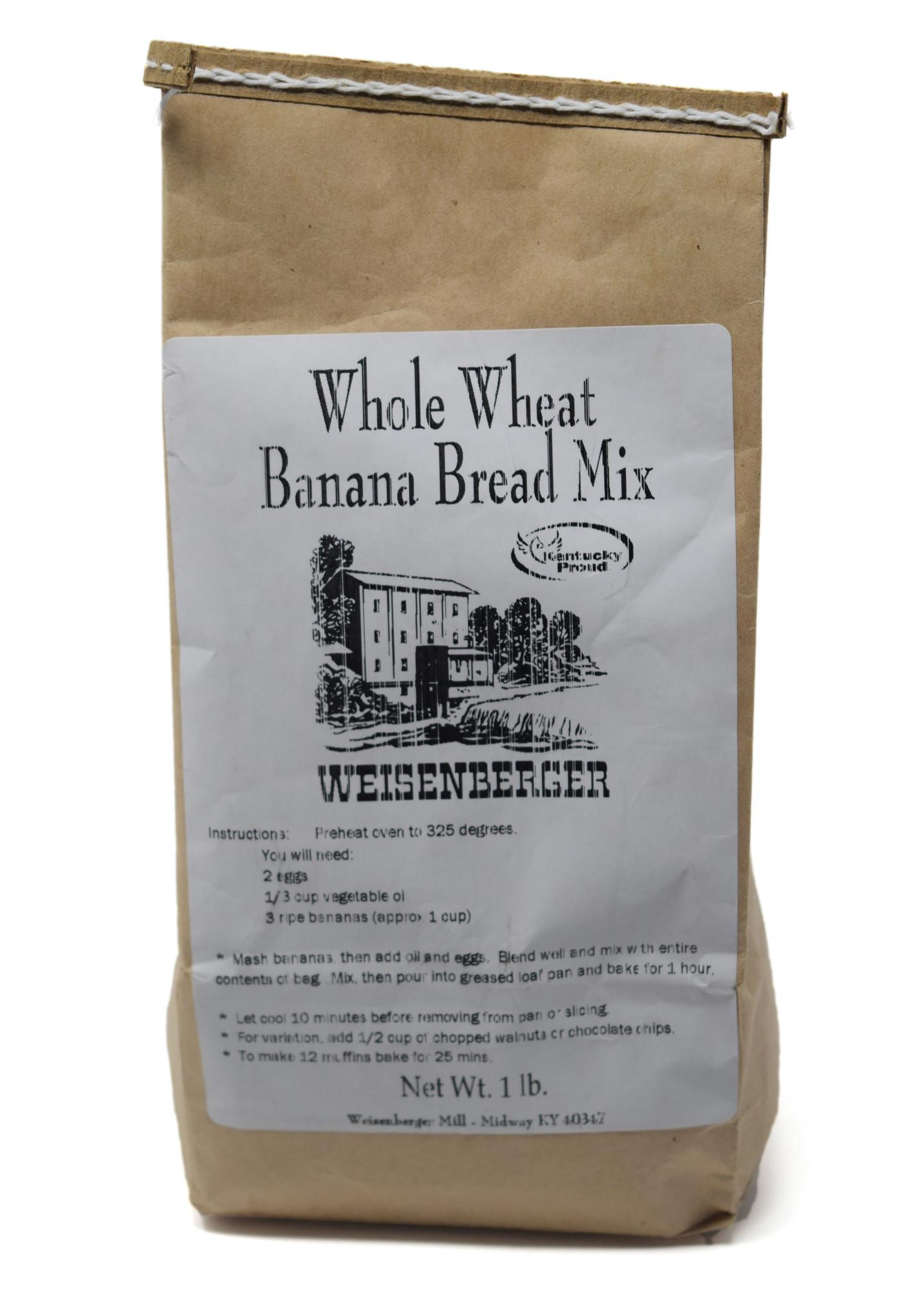 Whole Wheat Banana Bread Mix-1