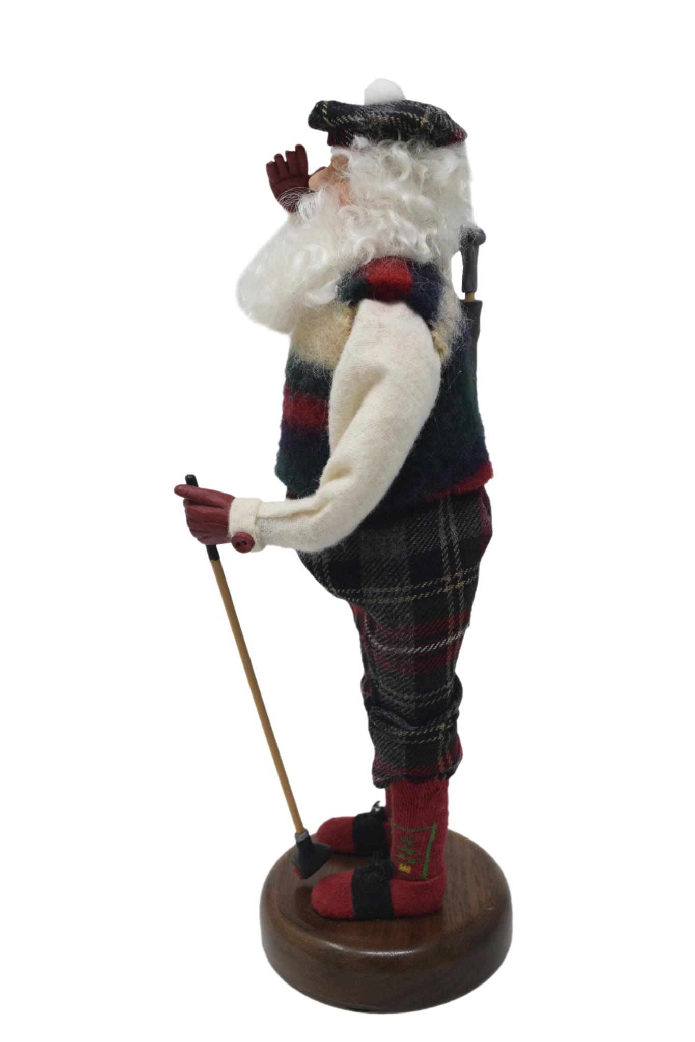 Golfer Santa-2