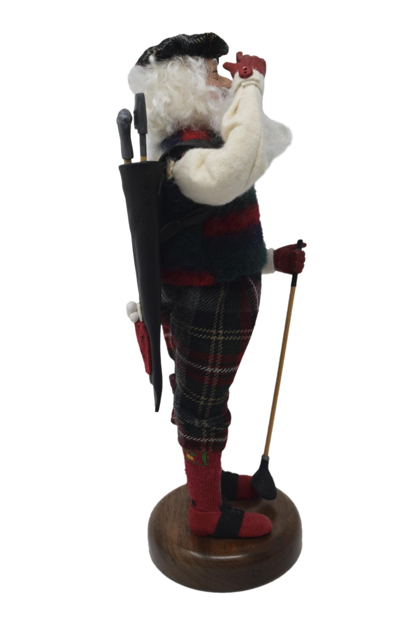 Golfer Santa-4