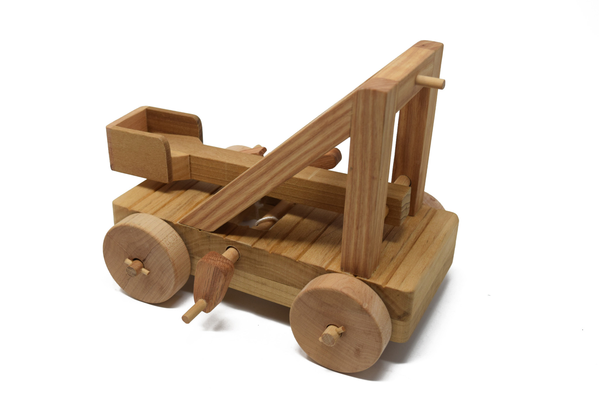 Wooden Catapult Toy-1