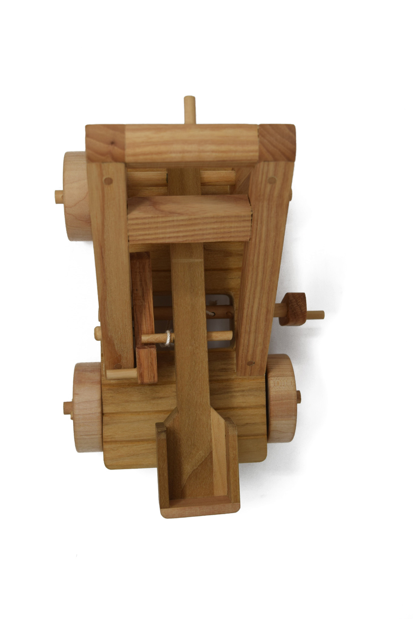 Wooden Catapult Toy-2