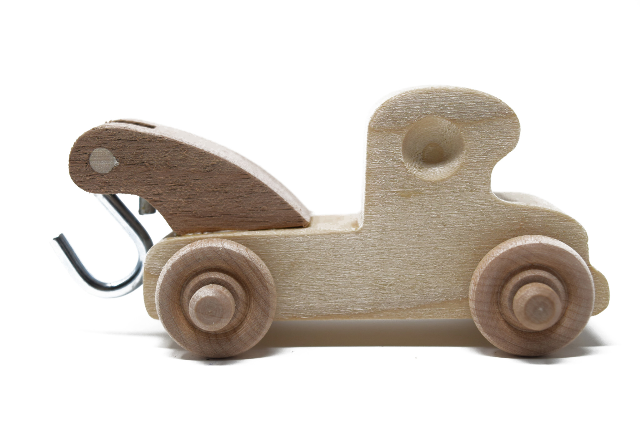 Wooden Wrecker Toy-1