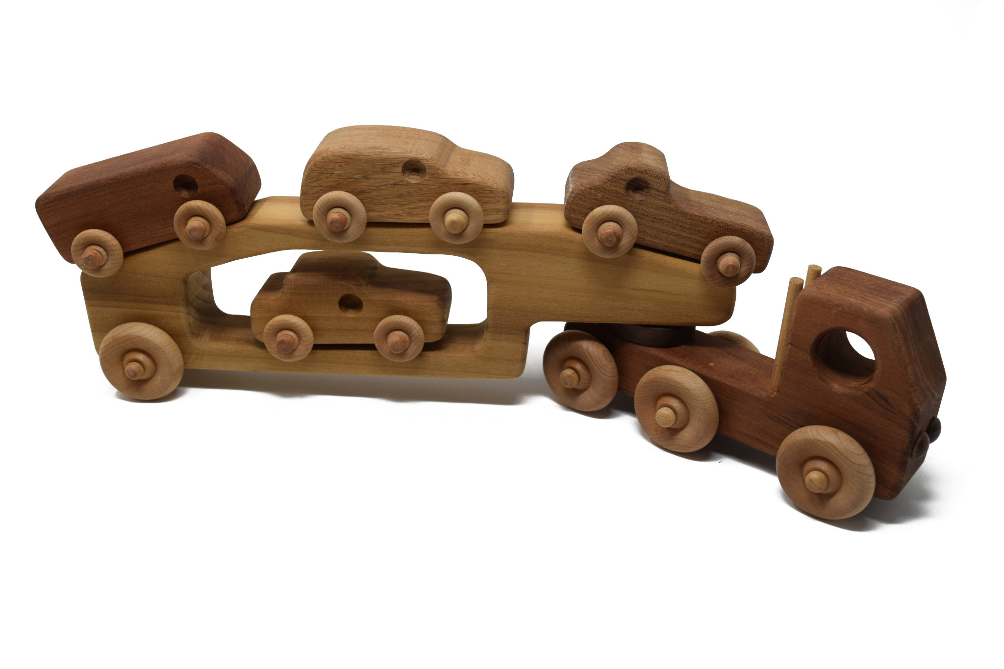 Toy Car Carrier-7
