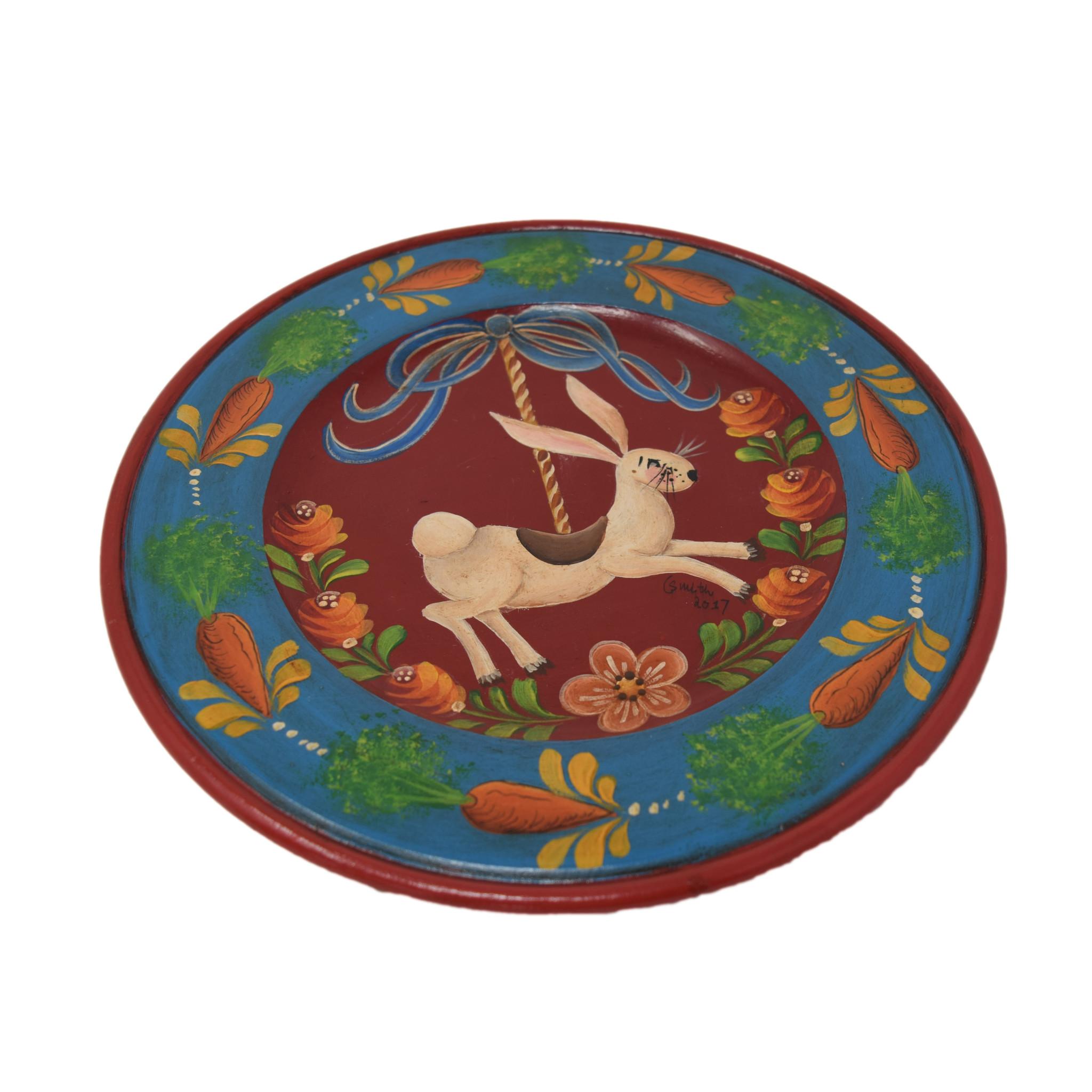 Bunny Plate-1