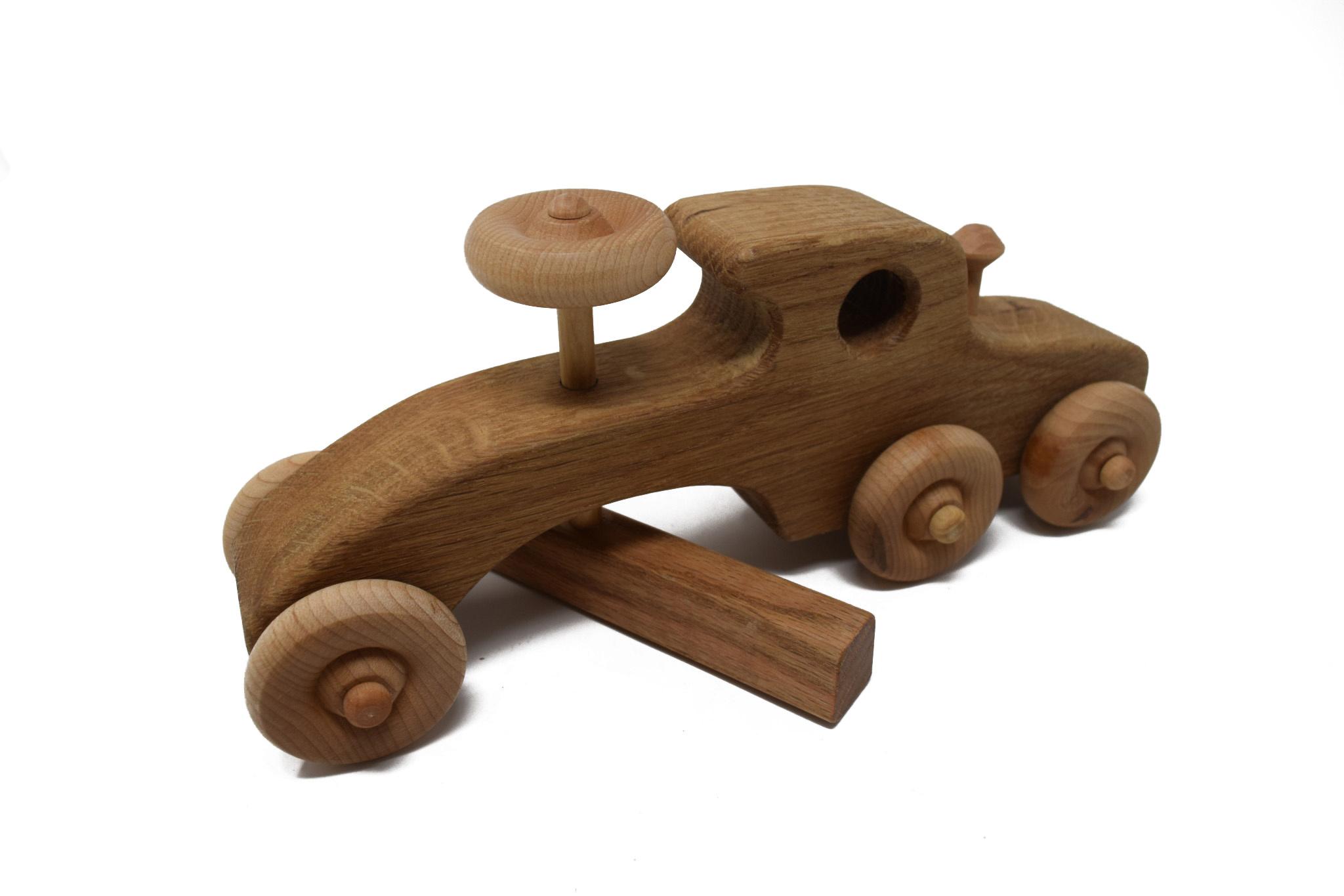 Wooden Grader Toy-2