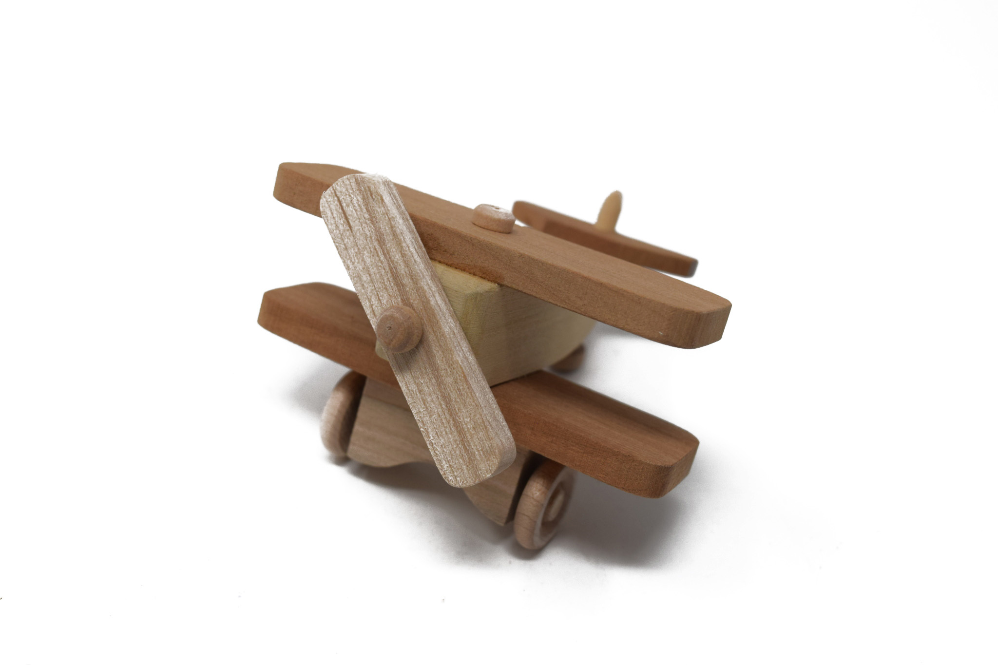 Wooden Airplane Toy-1