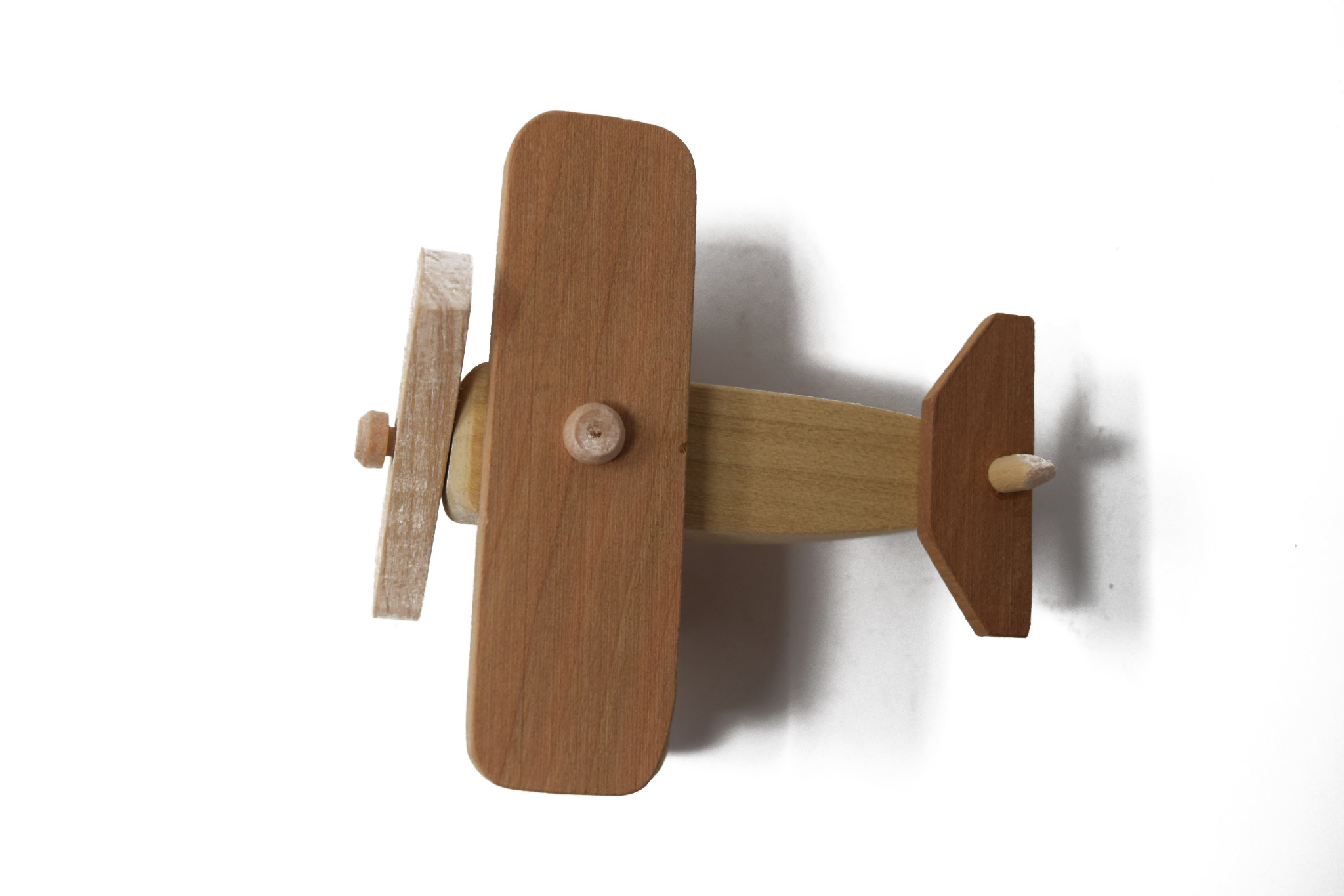 Wooden Airplane Toy-4