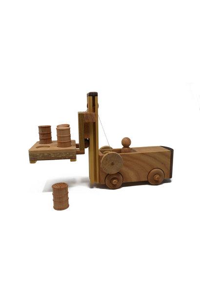 Wooden Forklift Toy