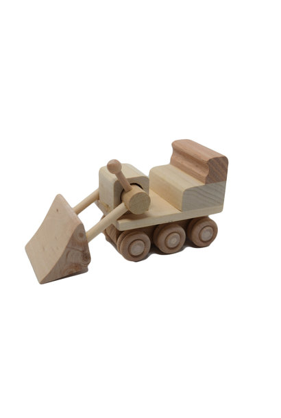 Wooden Dozer Toy