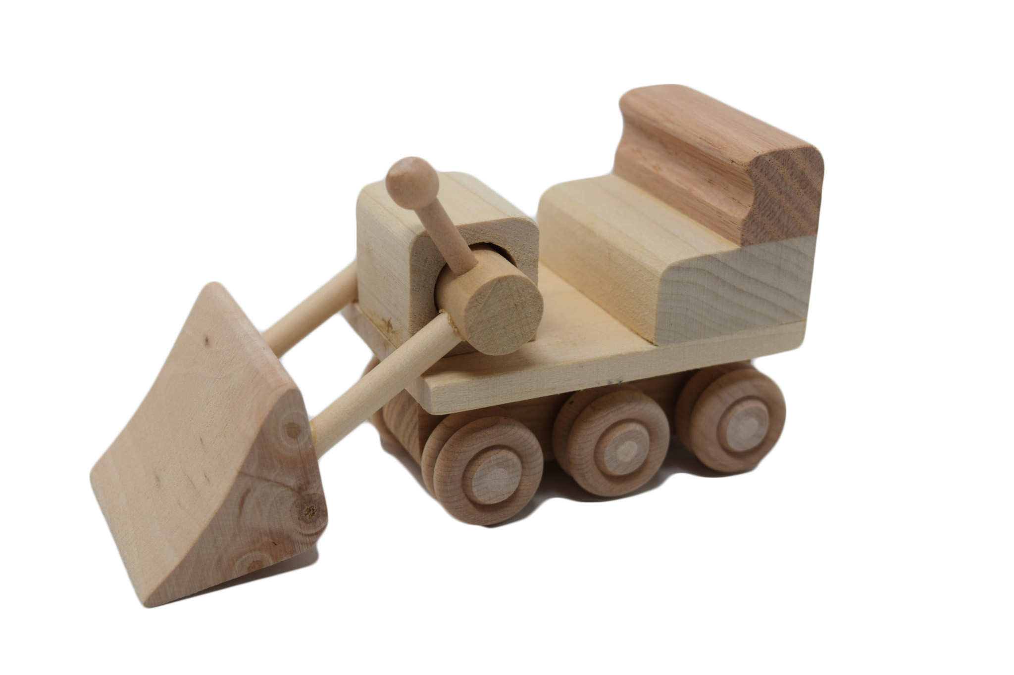 Wooden Dozer Toy-1