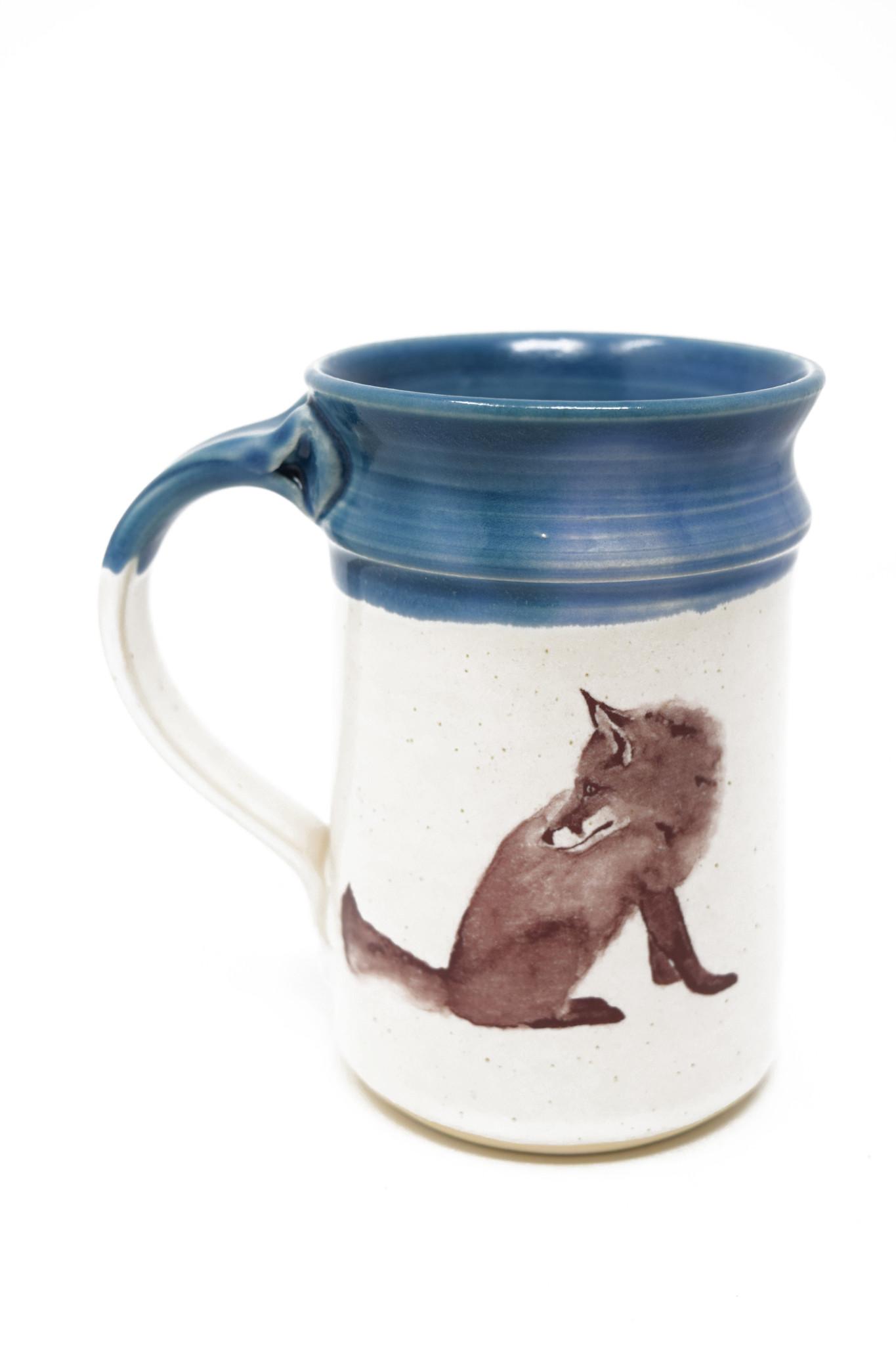 Red Fox Mug-1