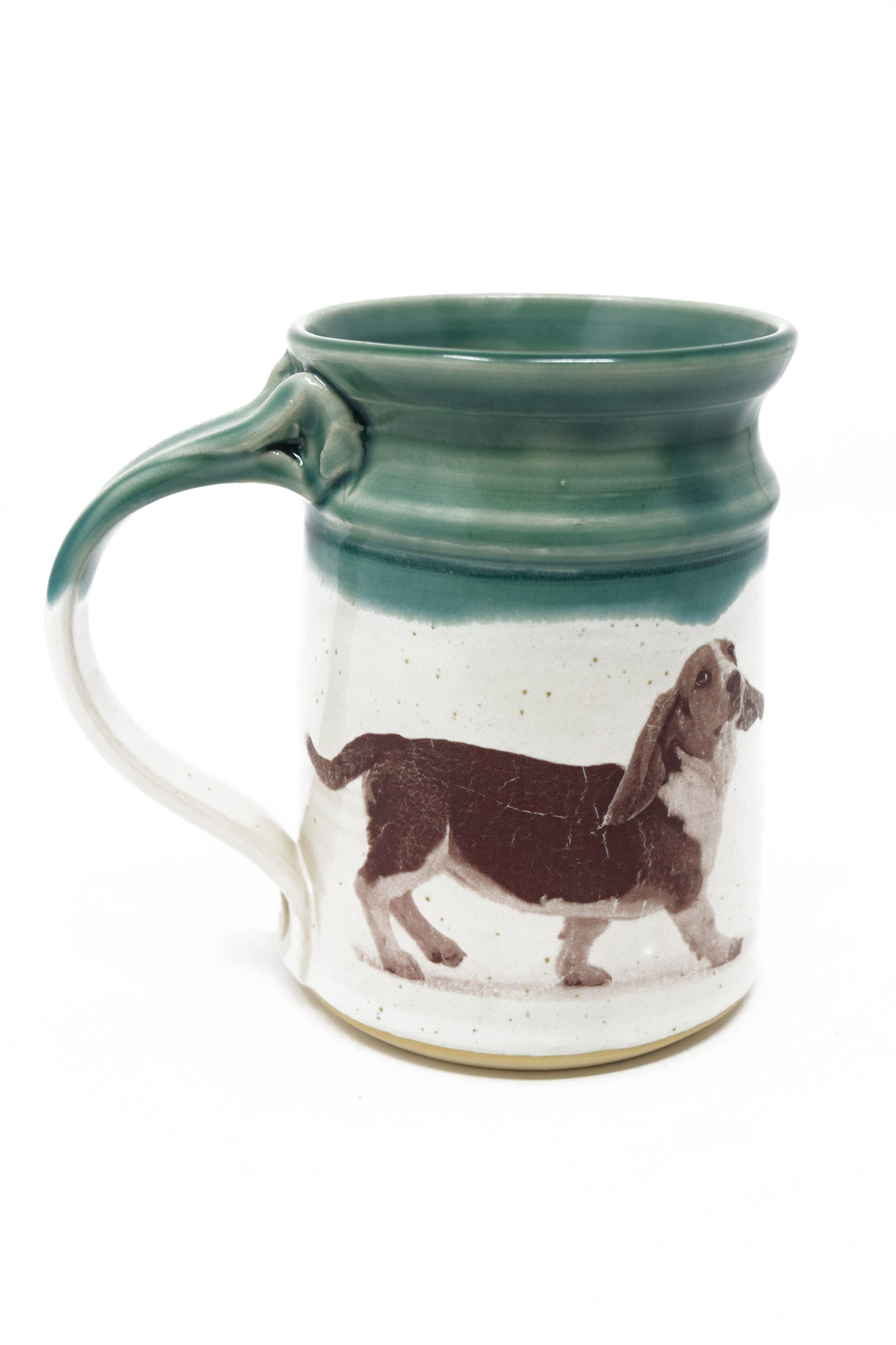 Basset Hound Mug-1