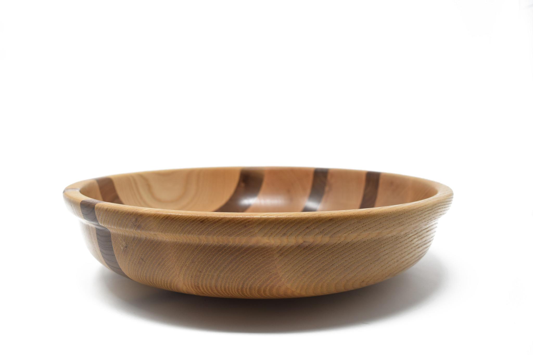 Wood Serving Bowl-2