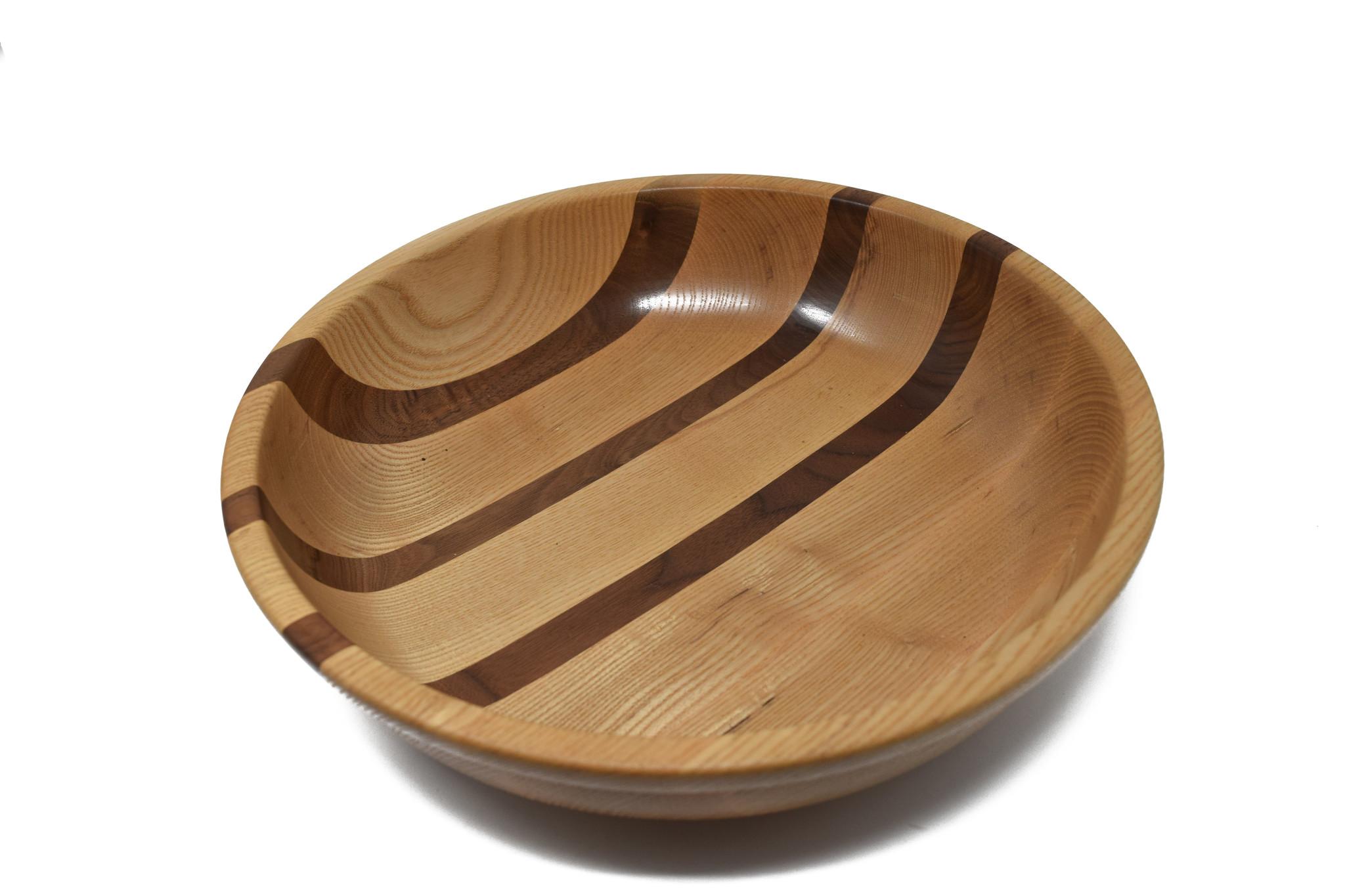 Wood Serving Bowl-1