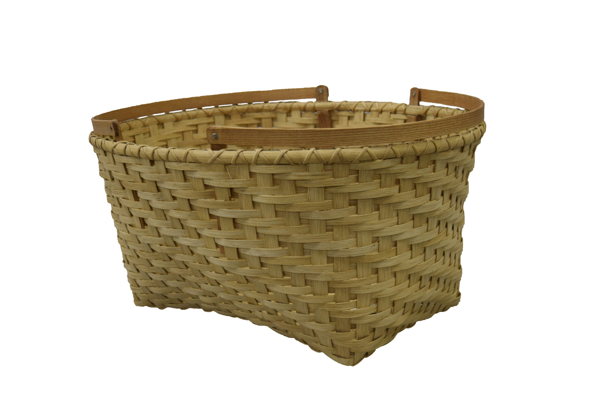 Twill Cat Head Basket-2