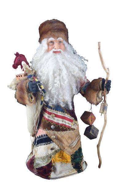 Backwoods Santa no Base
