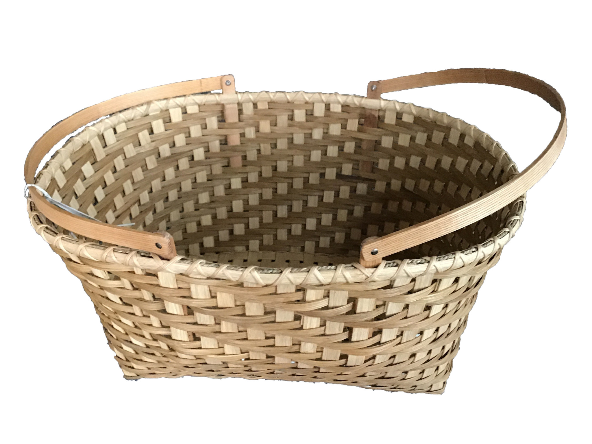 Twill Cat Head Basket-3