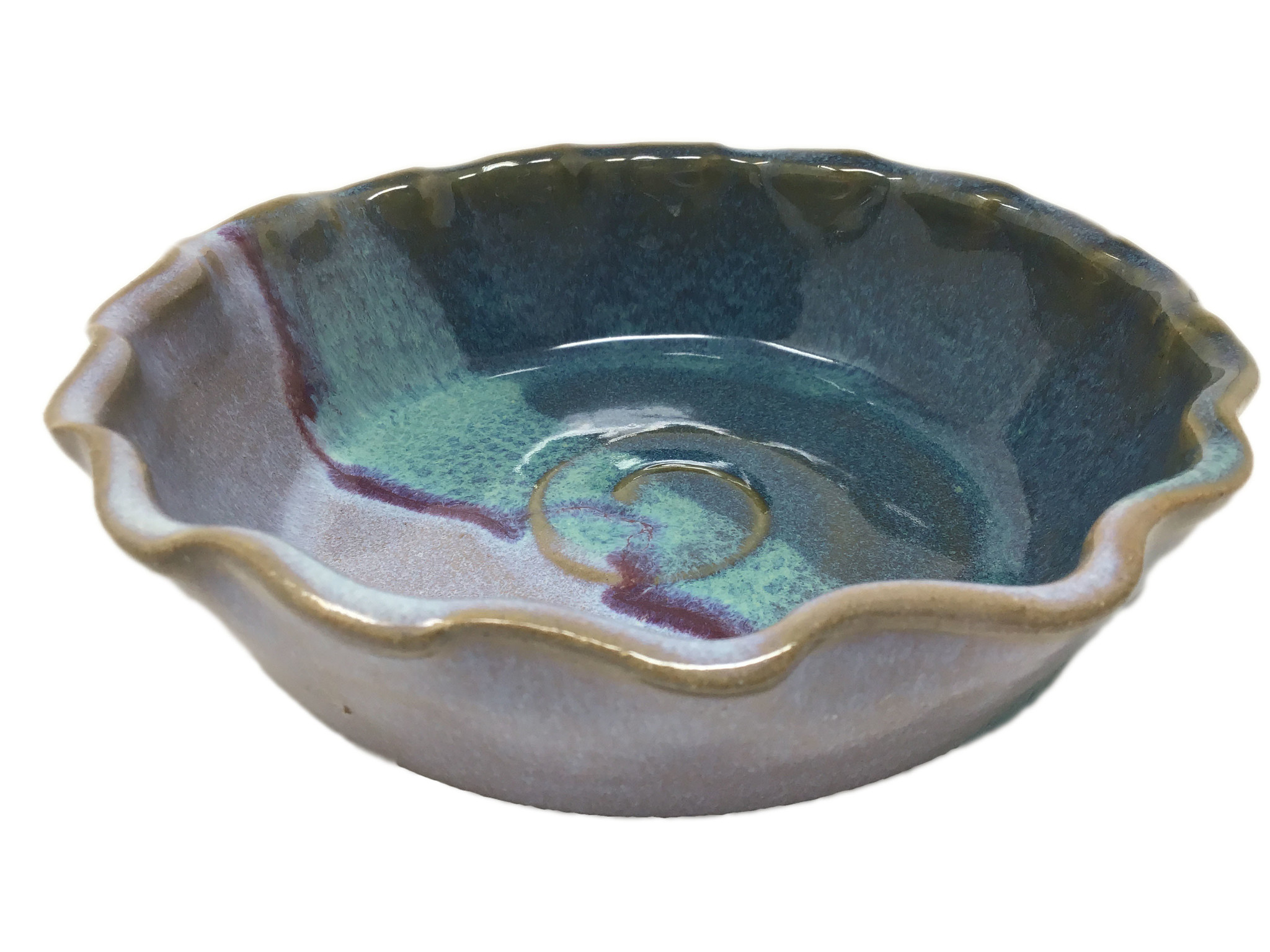 Brie Flutted Dish-3