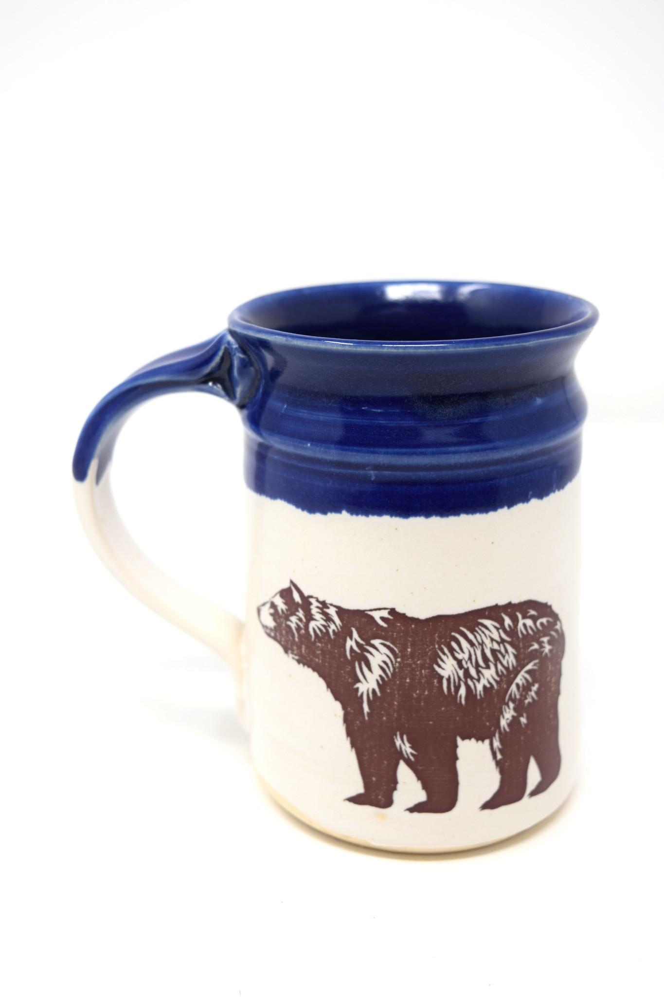 Black Bear Mug-1
