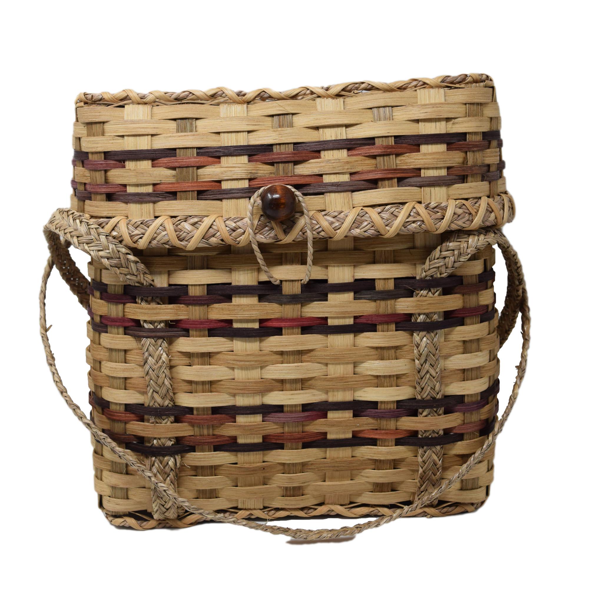 Haitian Tote Basket-1