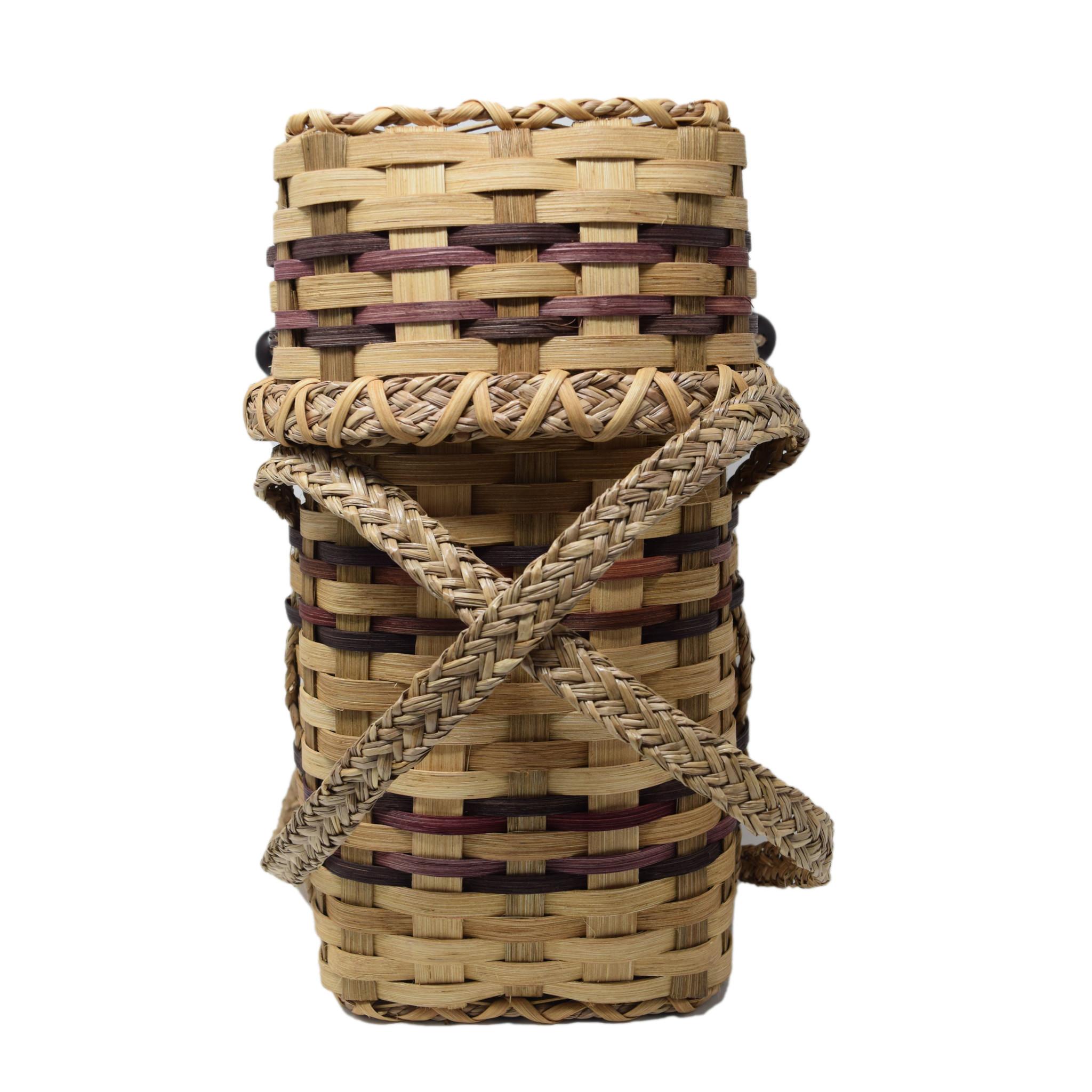 Haitian Tote Basket-3